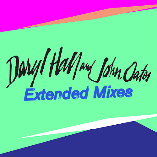 Extended Mixes de Daryl Hall & John Oates