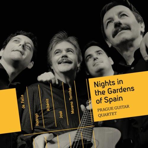Nights in the Gardens of Spain by Prague Guitar Quartet