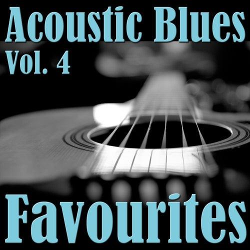 Acoustic Blues Favourites, Vol. 4 de Various Artists