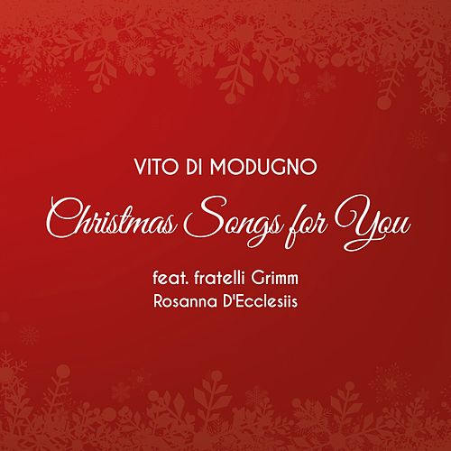 Christmas Songs for You de Vito Di Modugno