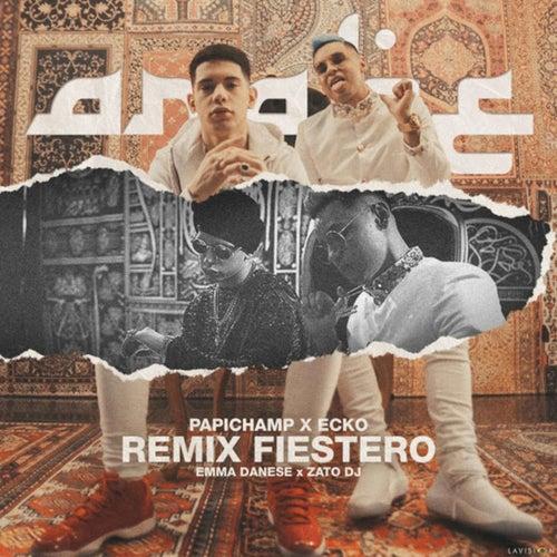 Arabe (Remix Oficial) de Emma Danese