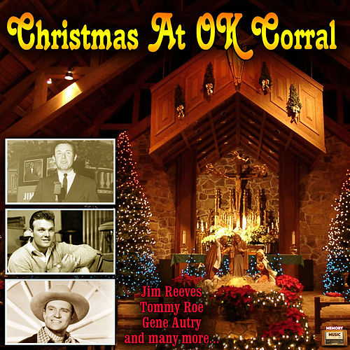 Christmas At Ok Corral by Various Artists