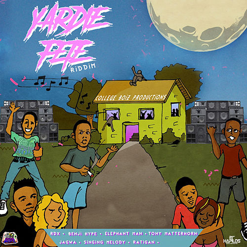 Yardie Fete Riddim von Various Artists