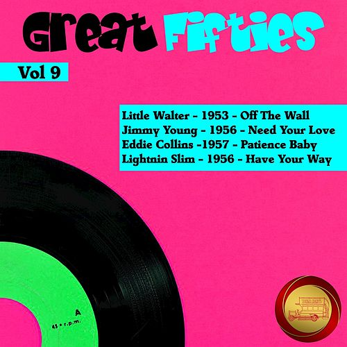 Great Fifties, Vol. 9 by Various Artists