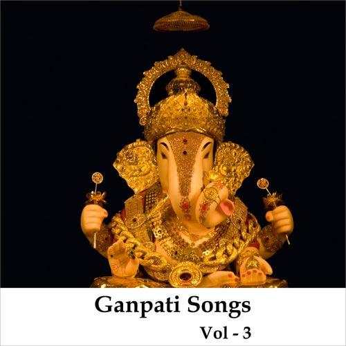 Ganpati Songs, Vol. 3 by Various Artists