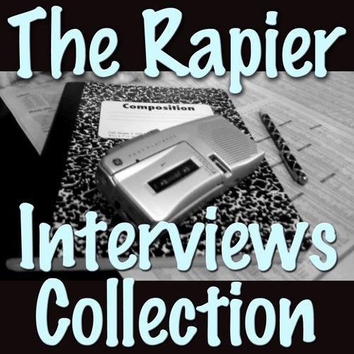 The Rapier Interviews Collection de Various Artists