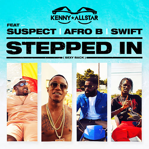 Stepped In (Sexy Back) von Kenny Allstar