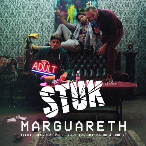 Marguareth (feat. Jebroer, Mafe, Cartiez, Def Major & DOA San) van Stuk