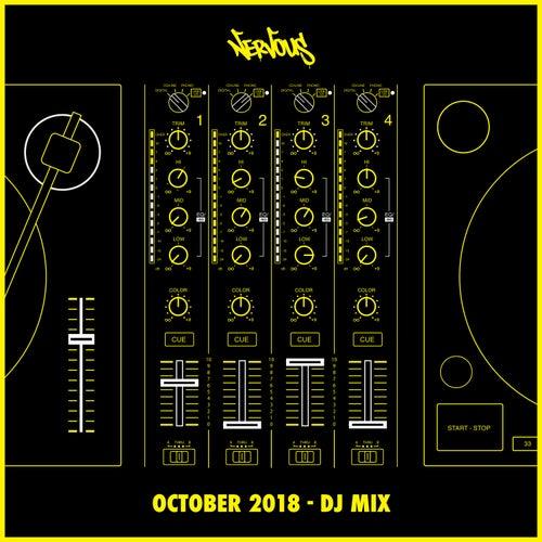 Nervous October 2018: DJ Mix van Various Artists