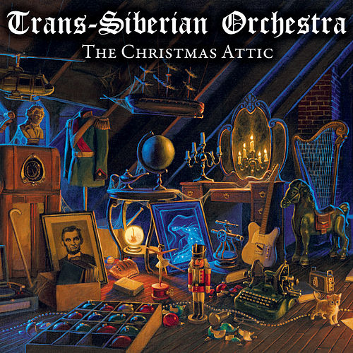 The Christmas Attic (20th Anniversary Edition) by Trans-Siberian Orchestra