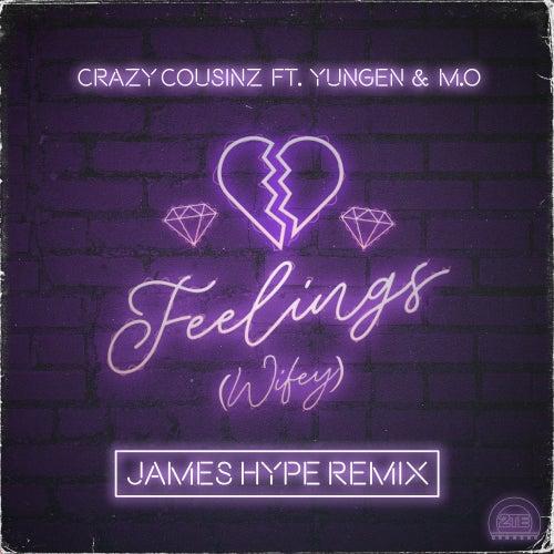 Feelings (Wifey) [feat. Yungen & M.O] (James Hype Remix) von Crazy Cousinz