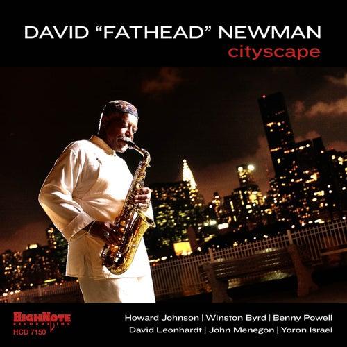Cityscape by David Newman