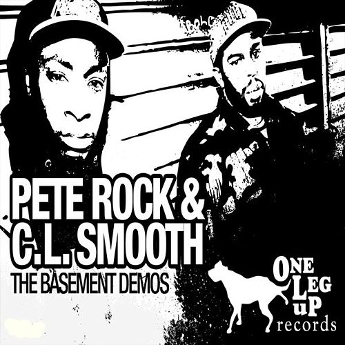 The Basement Demos EP by Pete Rock and C.L. Smooth