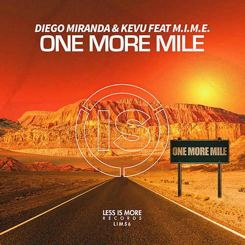 One More Mile de Diego Miranda