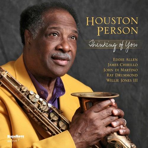 Thinking of You von Houston Person