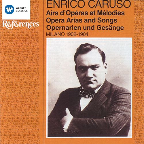 Opera Arias and Songs de Enrico Caruso