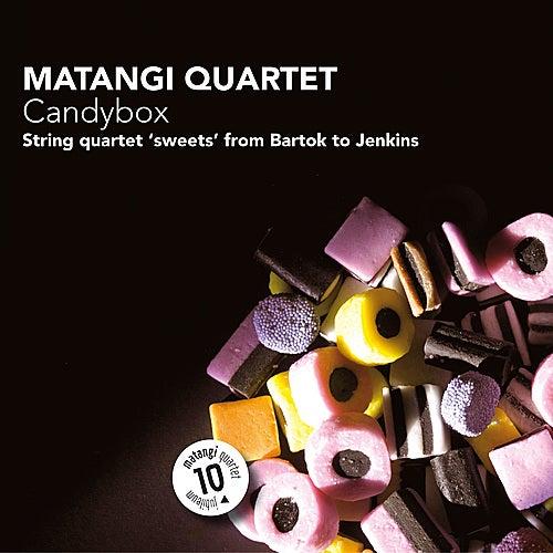 Candybox by Matangi Quartet
