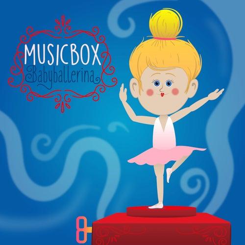 Zen Baby de Caixa De Música Bebê Bailarina