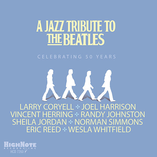 A Jazz Tribute to the Beatles (Celebrating 50 Years) de Various Artists