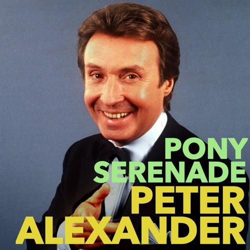 Pony Serenade von Peter Alexander