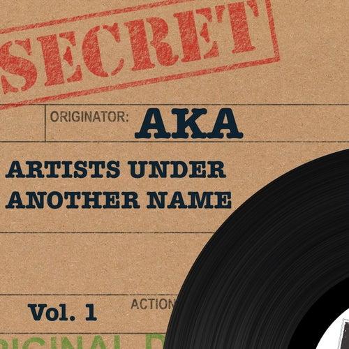 Secret AKA: Artists under Another Name, Vol. 1 de Various Artists