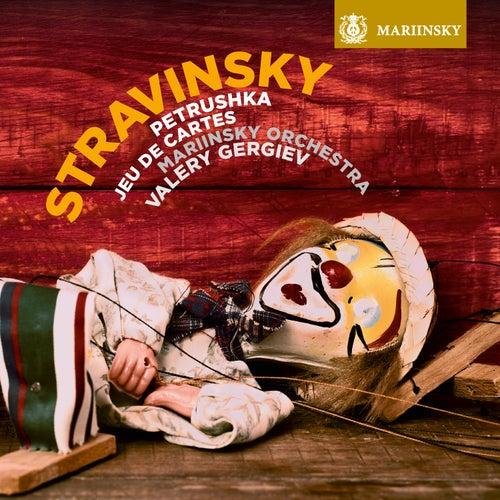 Stravinsky: Petrushka, Jeu de cartes von Valery Gergiev