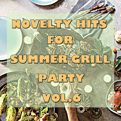 Novelty Hits For Summer Grill Party, Vol. 6 von Various Artists