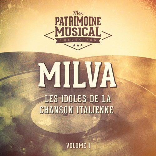Les idoles de la chanson italienne : milva, vol. 1 von Milva