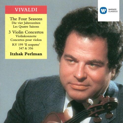 Vivaldi - Concertos by Itzhak Perlman