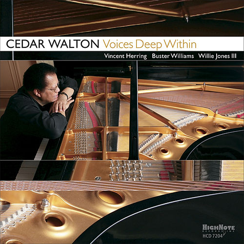 Voices Deep Within von Cedar Walton