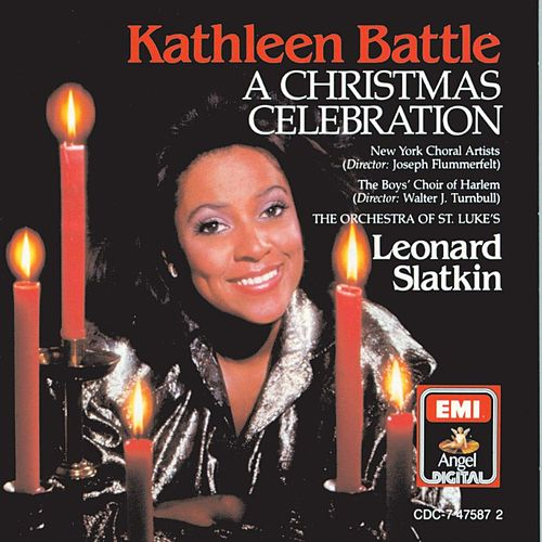 A Christmas Celebration de Kathleen Battle