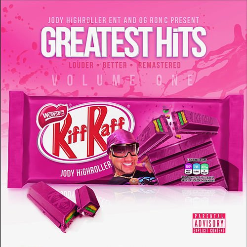 Greatest Hits, Vol. 1 by Riff Raff