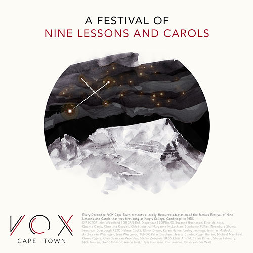 A Festival Of Nine Lessons And Carols by VOX Cape Town