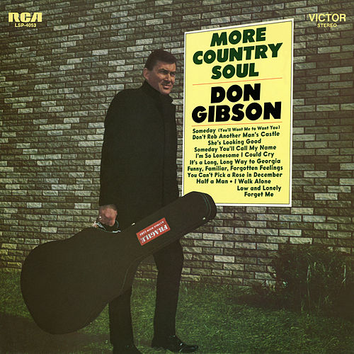More Country Soul by Don Gibson