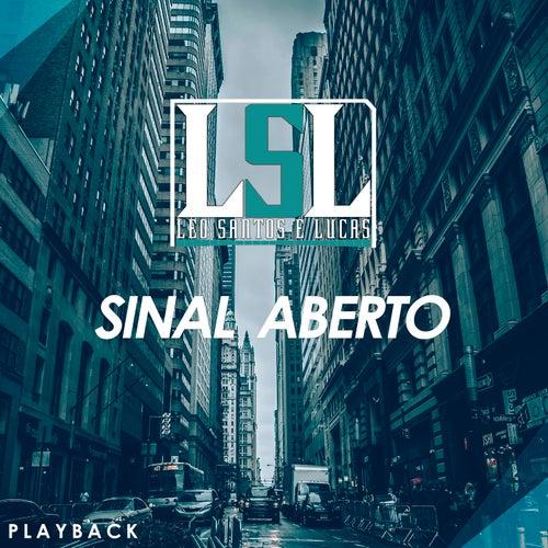 Sinal Aberto (Playback) de Léo Santos e Lucas