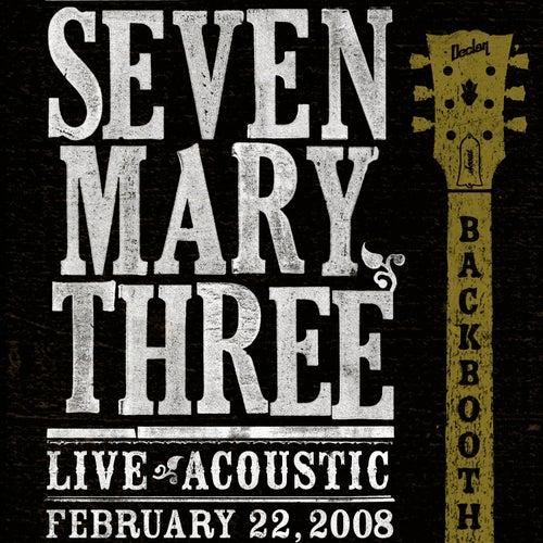 Backbooth von Seven Mary Three