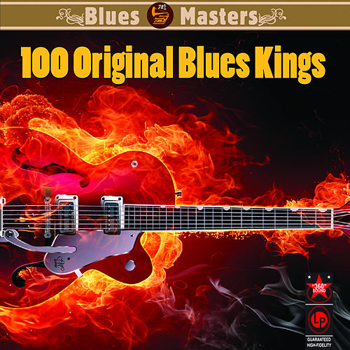 100 Original Blues Kings de Various Artists