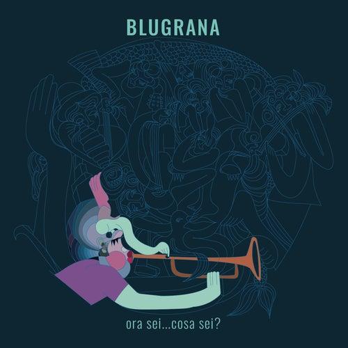 Ora sei...cosa sei? de Blugrana