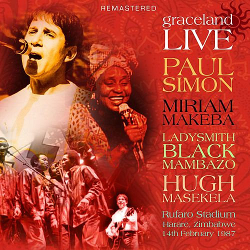 Graceland Live - Remastered de Various Artists