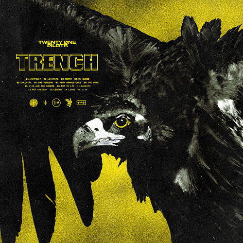 Trench van twenty one pilots