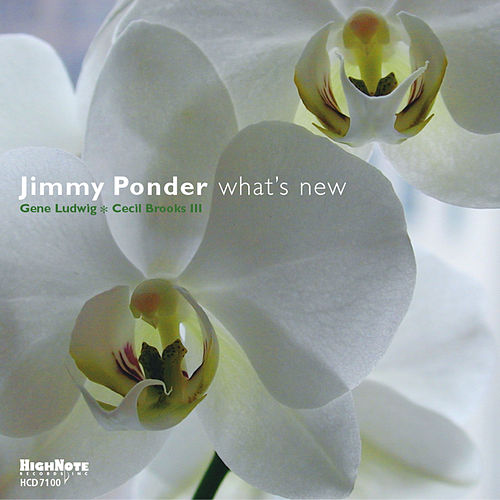 What's New von Jimmy Ponder