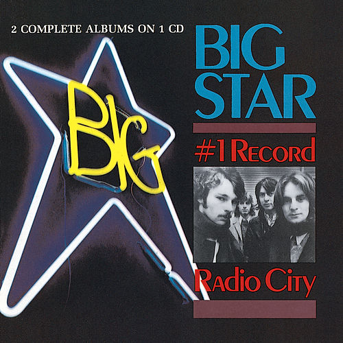 #1 Record/Radio City (w/eBooklet) by Big Star