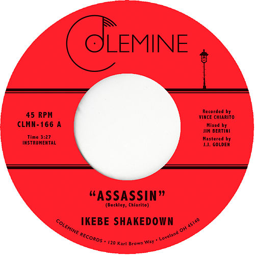 Assassin by Ikebe Shakedown