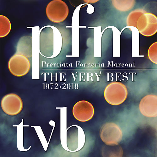 TVB - The Very Best von Premiata Forneria Marconi