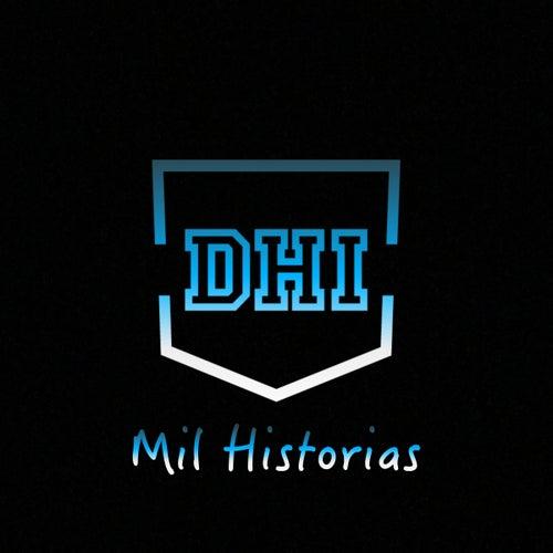 Mil Historias (Edición Deluxe) de DHI (death and horror inc)