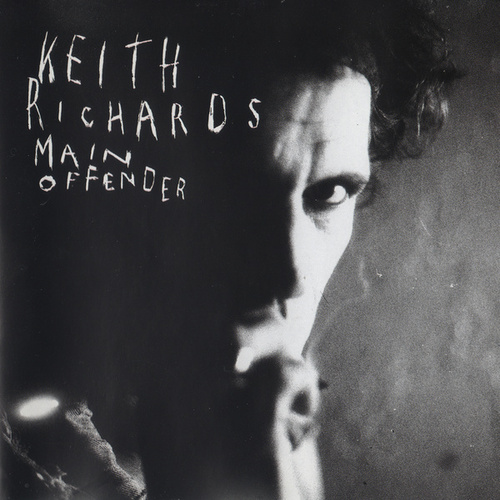 Main Offender de Keith Richards