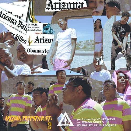 Arizona Freestyle Pt. 2 by Vonte Mays