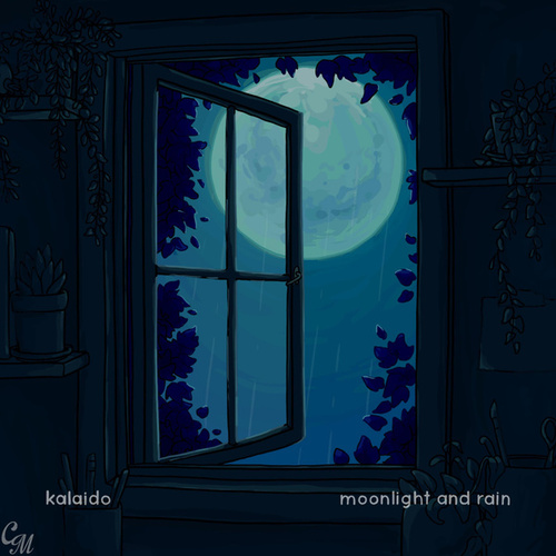 Moonlight and Rain by Kalaido