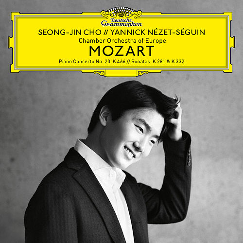 Mozart: Piano Sonata No. 3 in B-Flat Major, K. 281: 2. Andante amoroso by Seong-Jin Cho