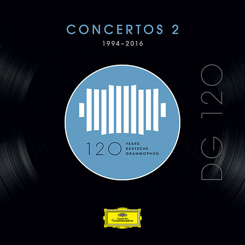 DG 120 – Concertos 2 (1994-2016) de Various Artists